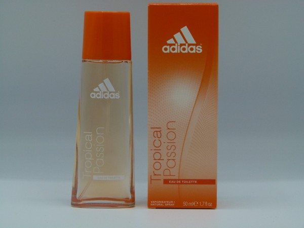Adidas Tropical Passion Edt 50ml Damendüfte Ebay Beautysenses